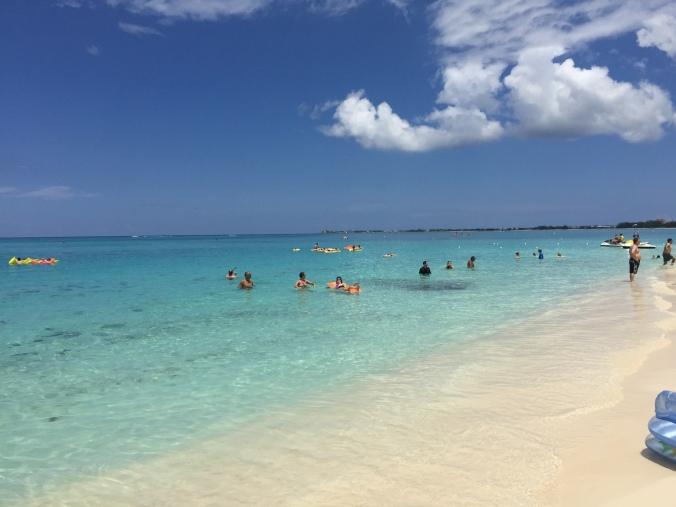 Cayman Islands Sea
