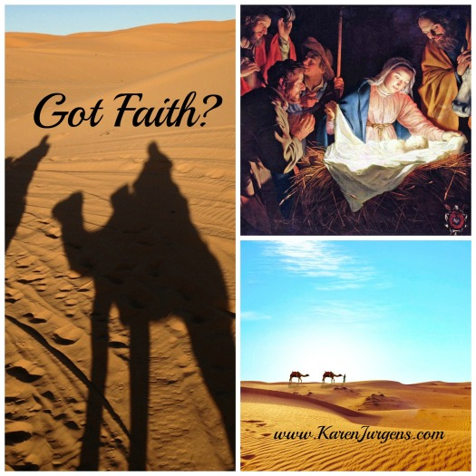 Got Faith? by Karen Jurgens